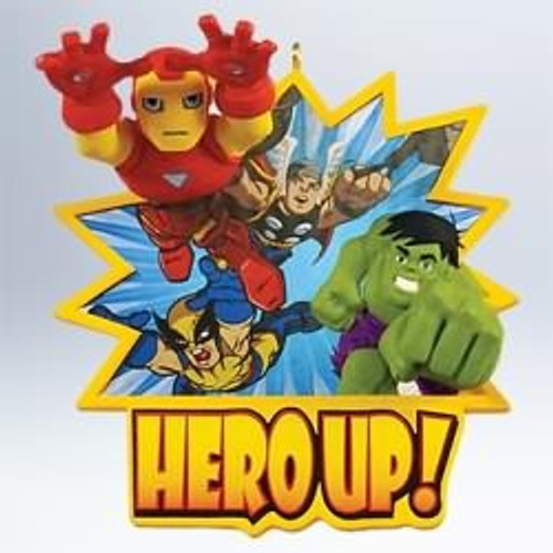 2011 Time To Hero Up - Super Hero Squad