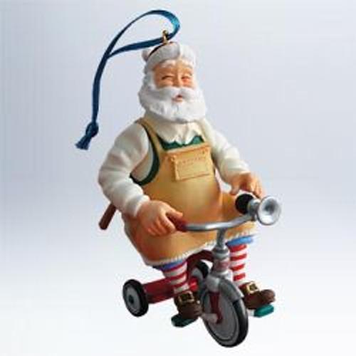 2011 Toymaker Santa #12