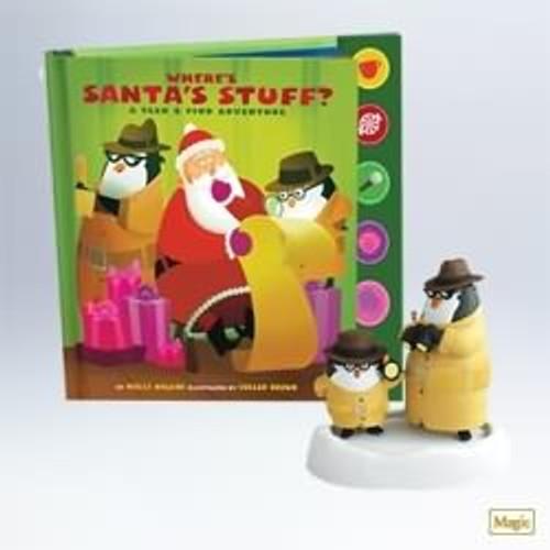 2011 Where's Santa Stuff