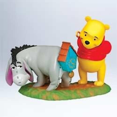 2011 Winnie The Pooh - A New Tail For Eeyore