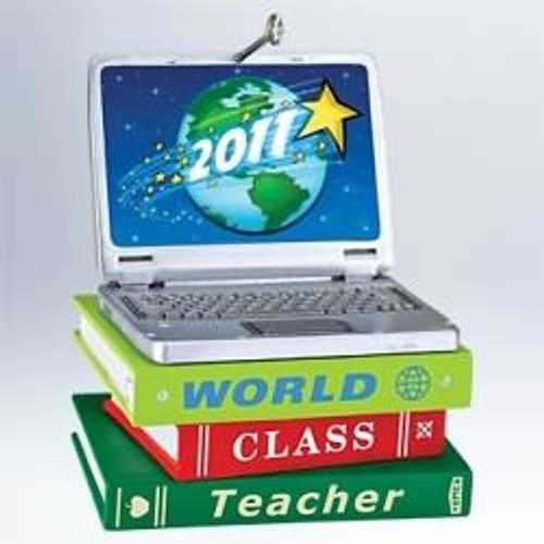 2011 World-class Teacher