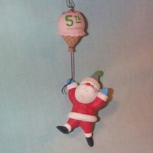 2011 Santa's Sweet Ride - Five Sweet Years - Colorway