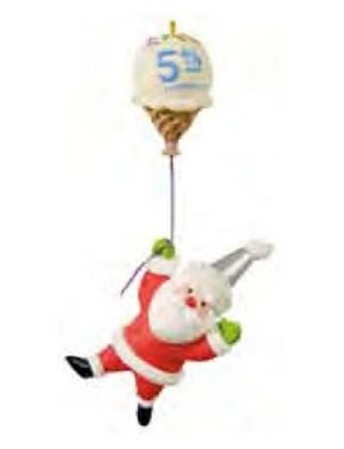 2011 Santa's Sweet Ride - Five Sweet Years Ltd