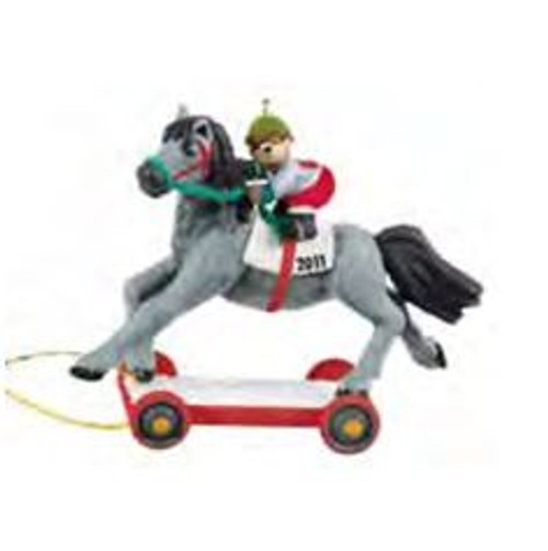 2011 A Pony For Christmas #13 - Colorway - Limited
