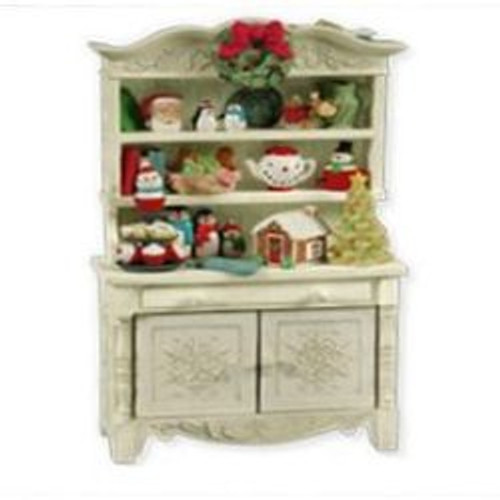 2011 Mrs Claus Cupboard - Event