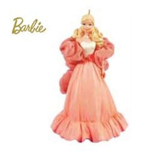 2011 Barbie - Peaches N Cream Ltd