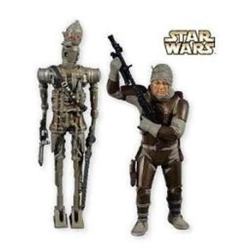 2011 Star Wars - Dengar And IG-88 SDCC