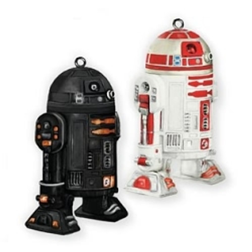 2011 Star Wars - R2-Q5 And R2-A3 NYCC