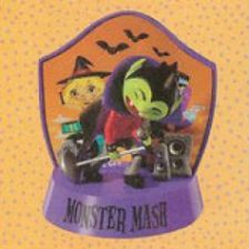 2010 Halloween - Monster Mash