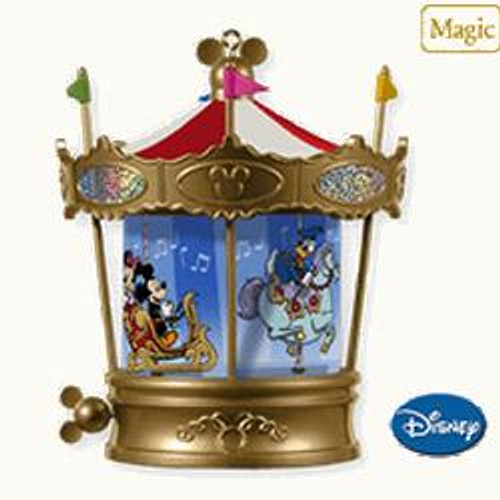2010 Disney - Mickey's Merry Carousel