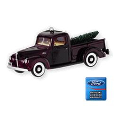 2010 All American Trucks #16 - 1940 Ford Pickup