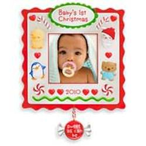 2010 Baby's 1st Christmas - Photo