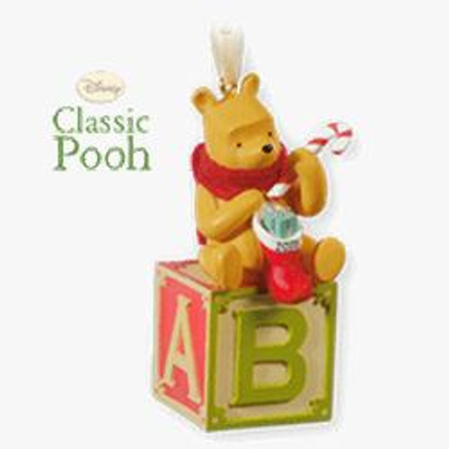 2010 Baby's 1st Christmas - Winnie The Pooh
