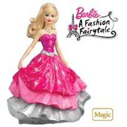 2010 Barbie - A Fashion Fairytale