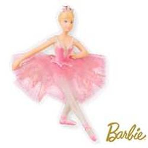 2010 Barbie - Prima In Pink