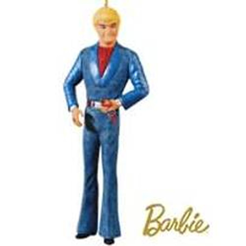 2010 Barbie - Superstar Ken