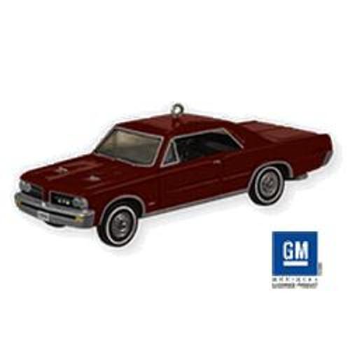 2010 Classic Cars #20 - 1964 Pontiac GTO