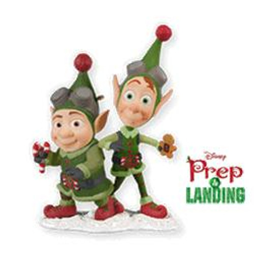 2010 Disney - Prep and Landing