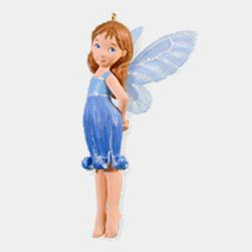 2010 Fairy Messengers #6 - Bluebell Fairy