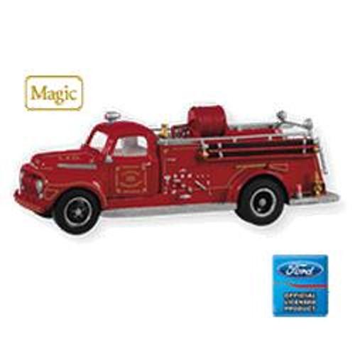 2010 Fire Brigade #8 - 1951 Ford Fire Engine