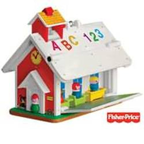 2010 Fisher Price - Play Family School
