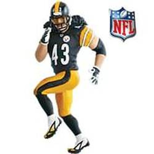 2010 Football - Troy Polamalu
