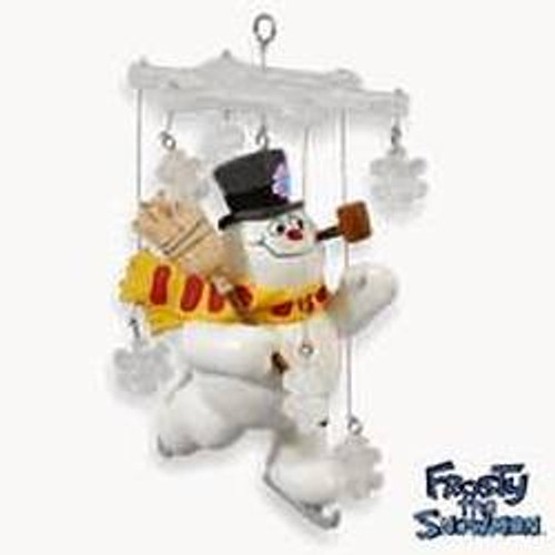 2010 Frosty The Snowman - A Magical Kind Of Snow