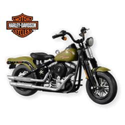2010 Harley Davidson #12 - 2009 Softail Cross Bones