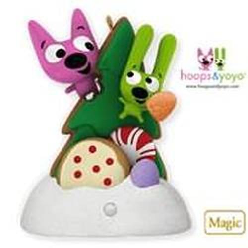 2010 Hoops and Yoyo - Goodies For Santa