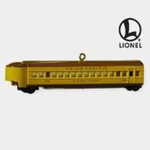2010 Lionel Union Pacific Streamline Long Coach