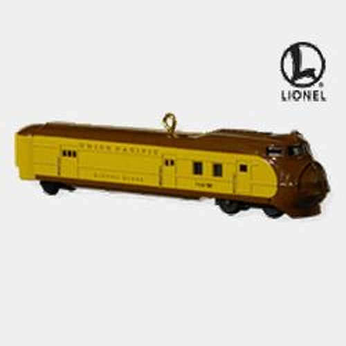 2010 Lionel #15 - Union Pacific Streamliner Loco