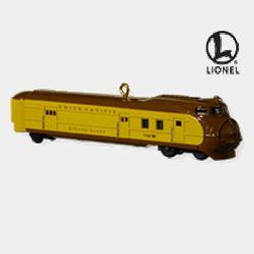 2010 Lionel #15 - Union Pacific Streamliner Loco