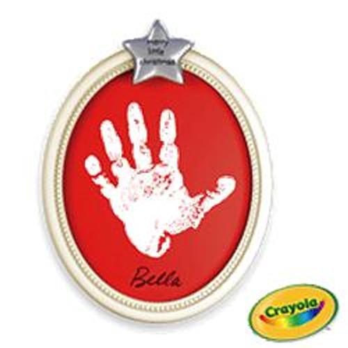 2010 Merry Little Christmas - Handprint