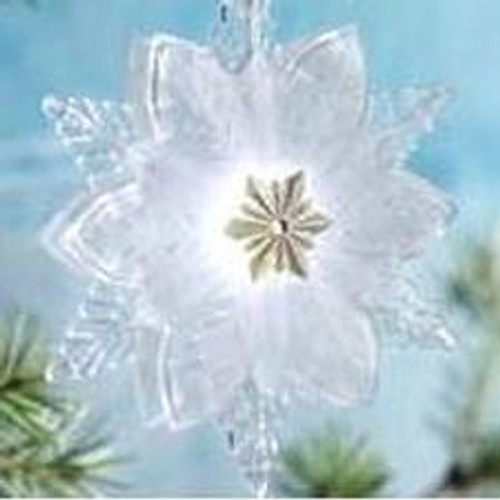 2010 Wonder and Light - Shimmering Snowflake