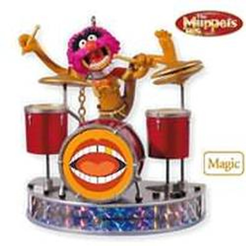 2010 Muppets - Animal