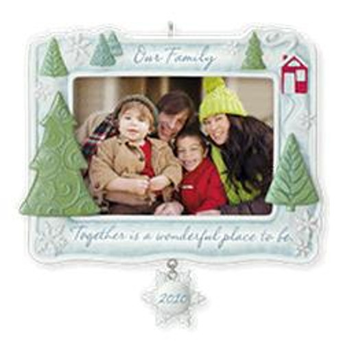 2010 Our Family - Photoholder