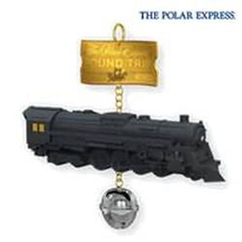 2010 Polar Express - Round Trip Ticket