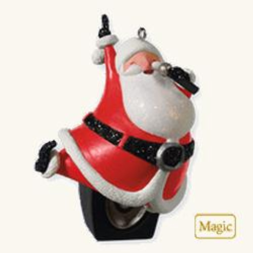 2010 Santa Claus Is Coming To Town