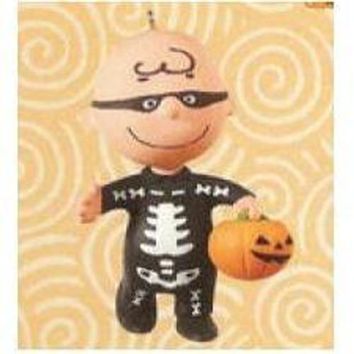 2010 Halloween - Skele-brating Charlie Brown