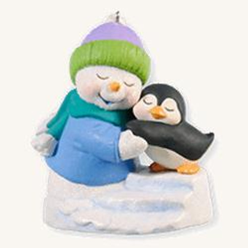 2010 Snow Buddies #13 - Penguin
