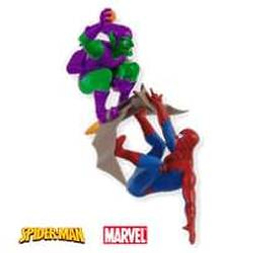2010 Spider-man and Green Goblin