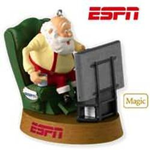 2010 Sports Fan Santa - ESPN