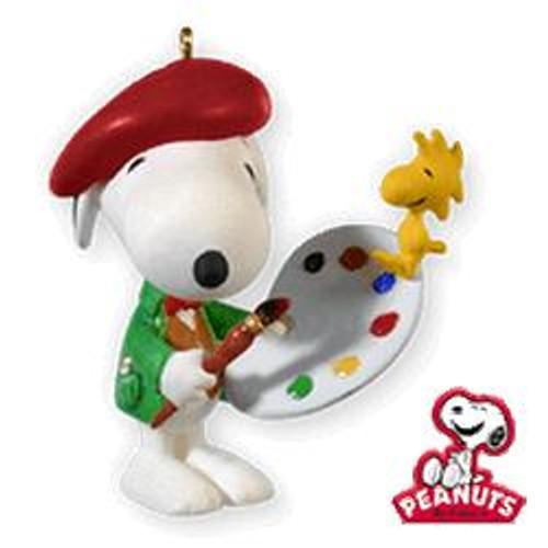 2010 Spotlight On Snoopy #13 - Artist Snoopy