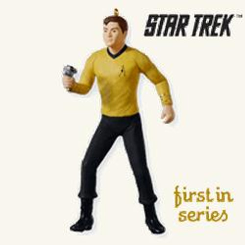 2010 Star Trek #1 - Captain James T Kirk