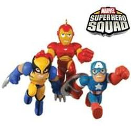 2010 Super Hero Squad