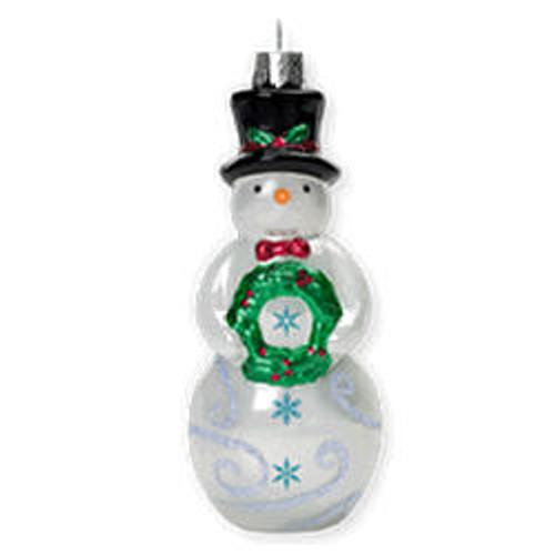 2010 Tip-Top Snowman