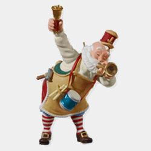 2010 Toymaker Santa #11