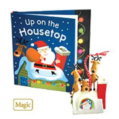 2010 Up On The Housetop - Storybook