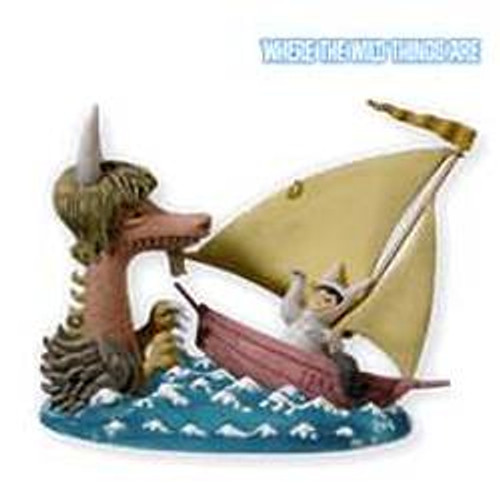 2010 Where The Wild Things Are - Max Sets Sail
