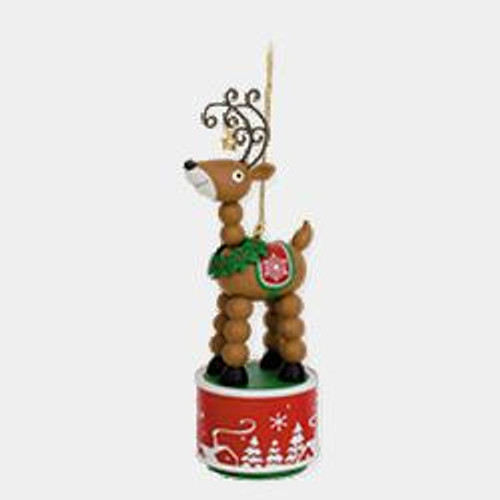 2010 Wiggle Wobble Reindeer
